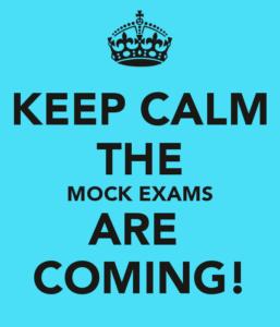 Mock Exam!