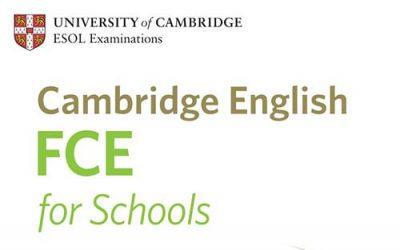 FCE for Schools
