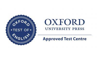 West End Idiomas centro examinador de Oxford Test of English