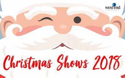 Christmas Shows 2018